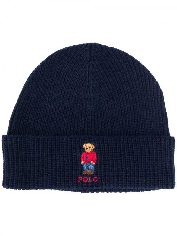 Polo Ralph Lauren Bear Beanie