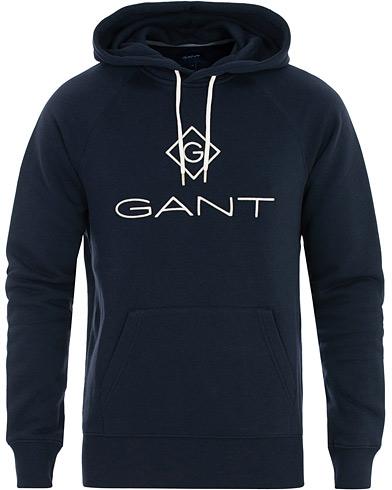 Gant Logo Hood