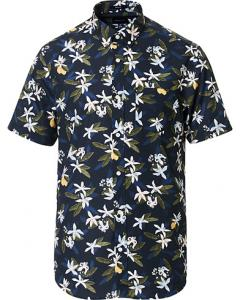 Gant Flower Printed SS Shirt
