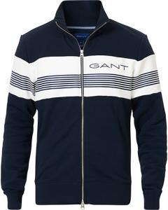 Gant Striped Zip