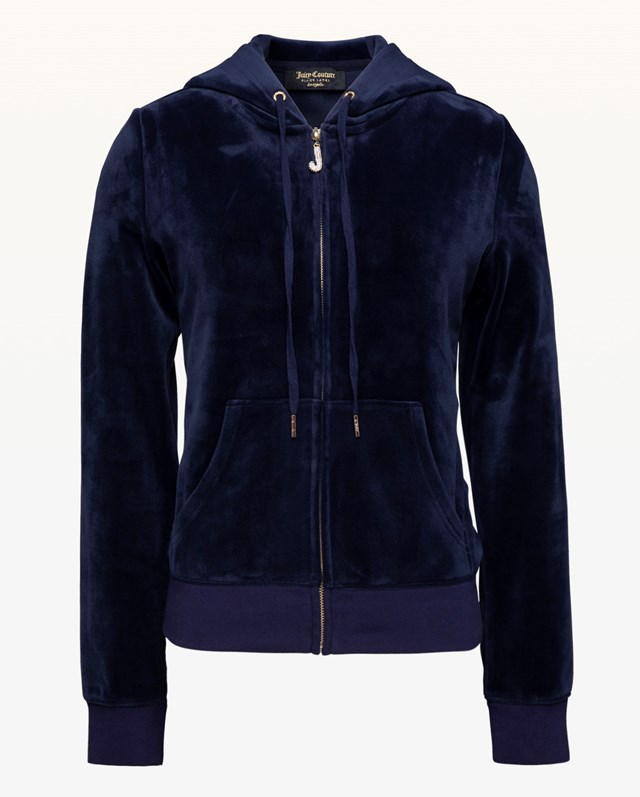 Juicy Couture Luxe Velour Jacket