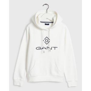 Gant Logo Hoodie