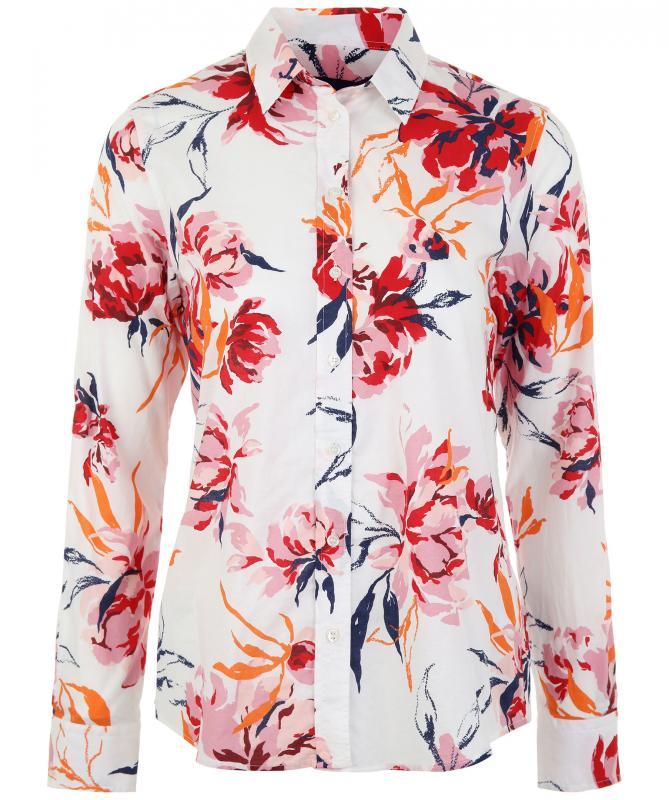 Gant W Peonies Shirt