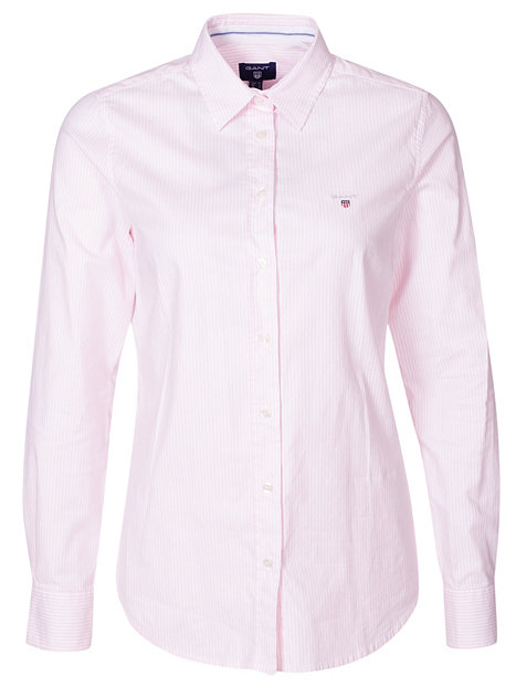 gant vit skjorta dam