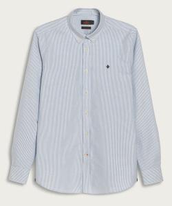 Morris Oxford Striped Shirt