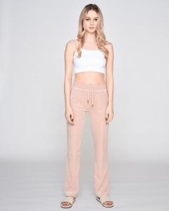 Juicy Couture Del Ray Velour Pant