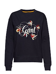 Gant Embroidery Sweat