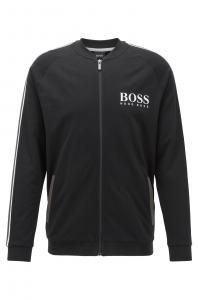 Boss Logo Zip Jacket