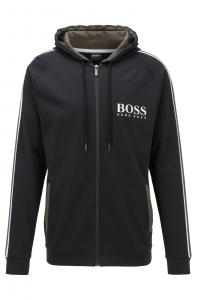Boss Logo Zip Hood