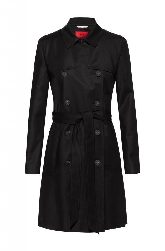 Hugo W Coat