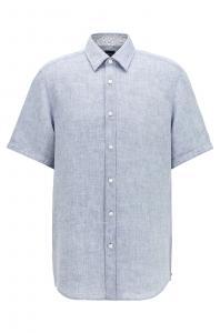Boss SS Linen Shirt