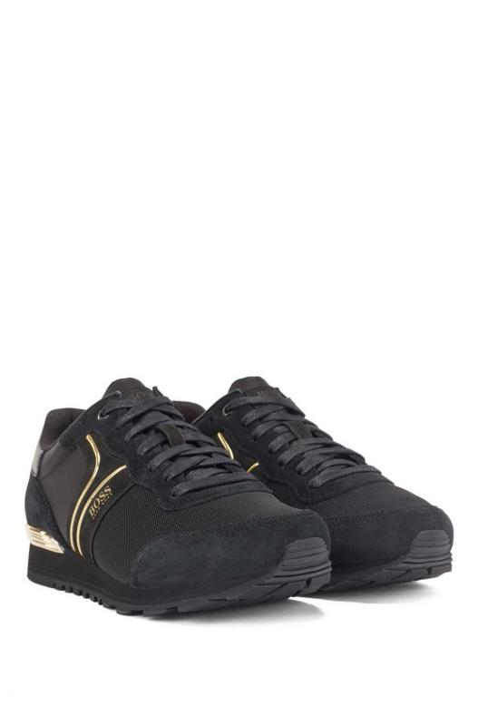 Hugo Boss Gold Trainers
