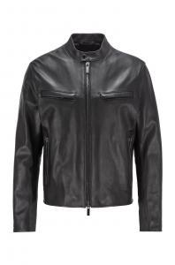 Boss X Porsche Nappa Leather Jacket