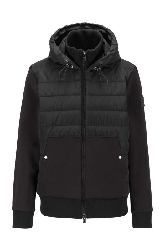 Boss Zip Hooded Jacket
