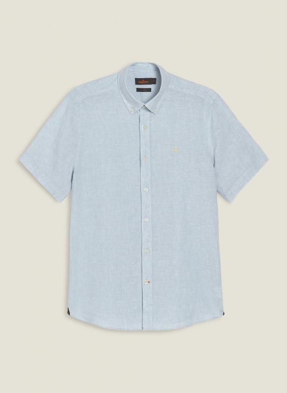 Morris Linen Shirt SS