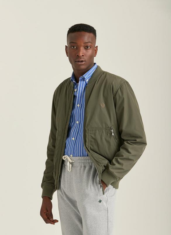 Morris Bayonne Bomber Jacket
