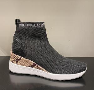 Michael Kors Skyler Stretch-Knit Sock Sneaker