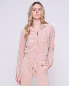 Juicy Couture Robertson Velour Zip Hood