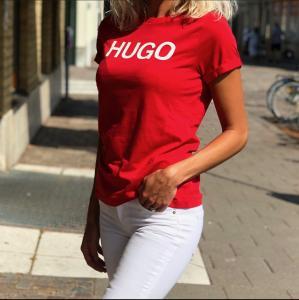 Hugo W Logo Tee