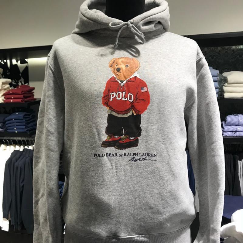 Polo Ralph Lauren Bear Hood