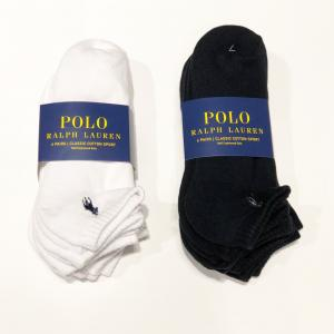 Polo Ralph Lauren Low Socks 6-pack