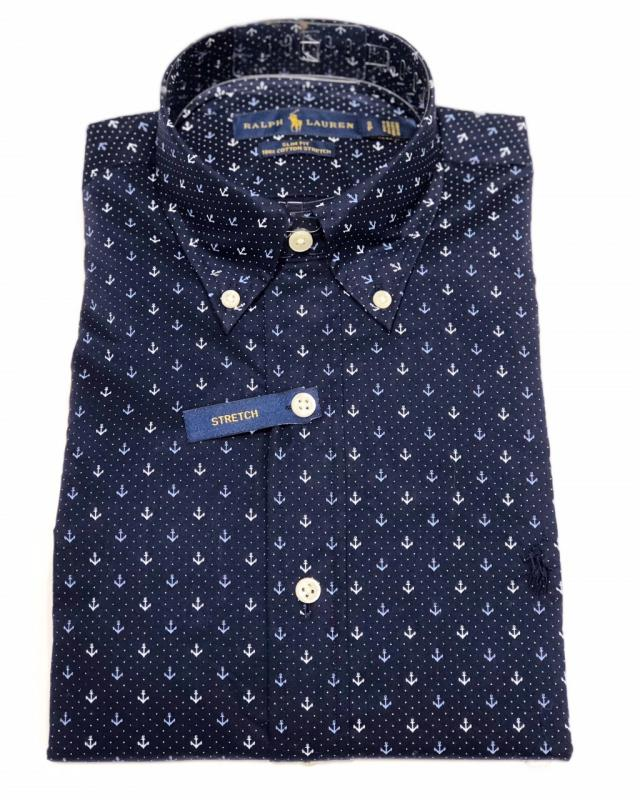 Polo Ralph Lauren Anchor Slim Fit Shirt