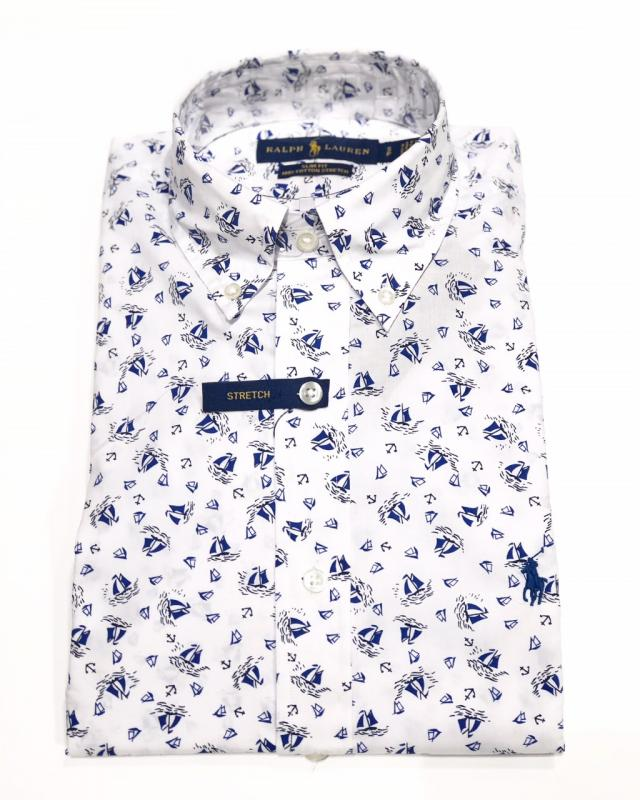 Polo Ralph Lauren Printed Slim Fit Shirt