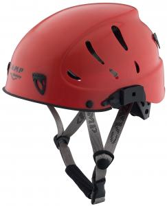 Safety Helmet Armour Work Red