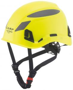Safety helmet Ares - Fluo Yellow
