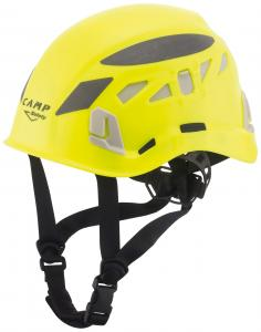 Safety Helmet Ares Air - Fluo Yellow