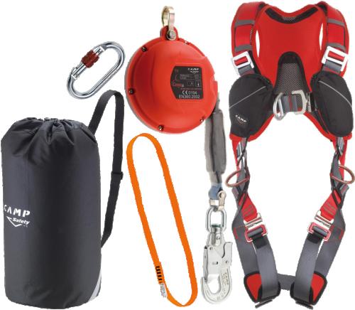 Fall Arrest Kit Cobra Standard