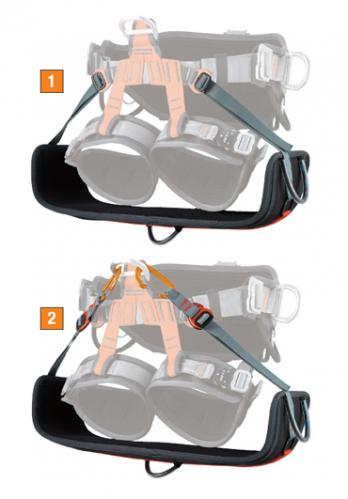 Ridgid Seat Access Swing