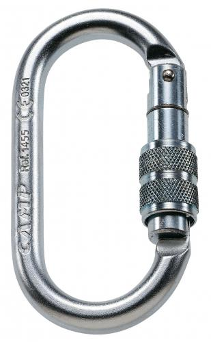 Carabiner Oval Pro 30kN
