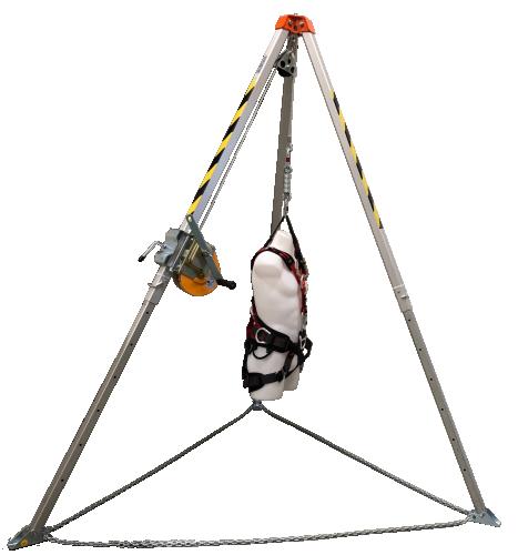 Tripod Kit CAMP EVO 20m