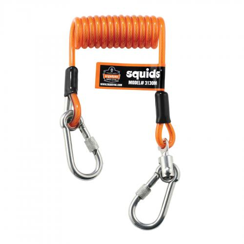 Coiled Cable Lanyard-2,26kg-Squids® 3130M