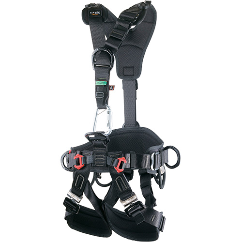 Fall Arrest Harness GT ANSI BLACK