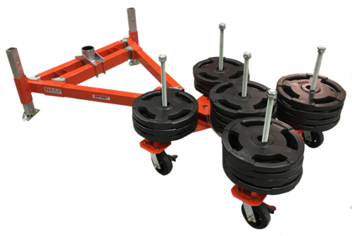 Mobile Counterweight System