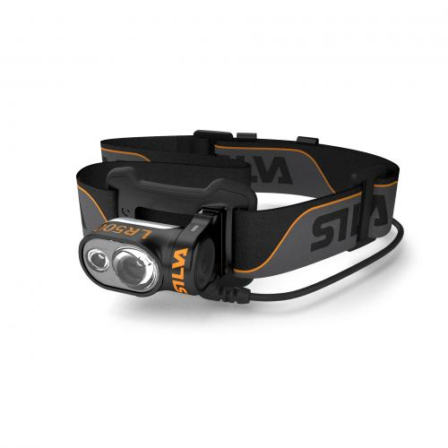 Headlamp Silva LR 500 Limitless (no battery incl.)