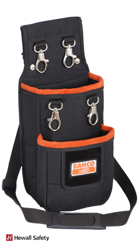 Tool pocket-2 pockets-Bahco 3875-MHP4