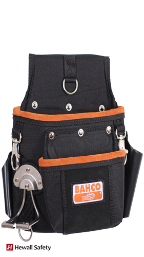 Tool pocket-2 pockets-Bahco 4750-UP-2