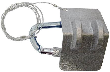 Rope Protector Aluminium