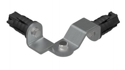BARRIER Elemento de unión angular