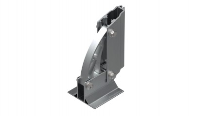 BARRIER Vario foot unit