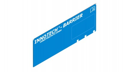 BARRIER Rating plate English