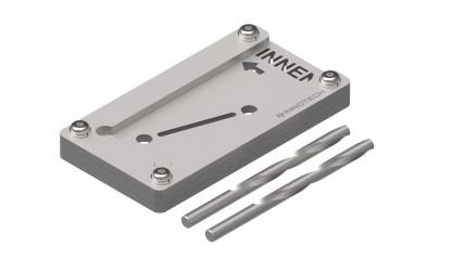 BARRIER Plantilla de perforación para Barrier-S13/V-12