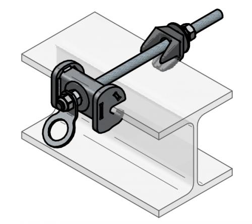 Clamping adaptor