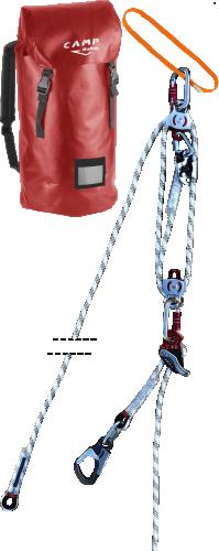 Rescue Kit Druid Evo 20m