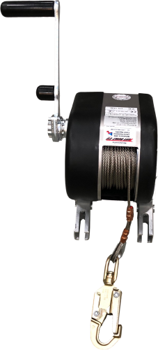 Man-Rated Winch Pro 30m