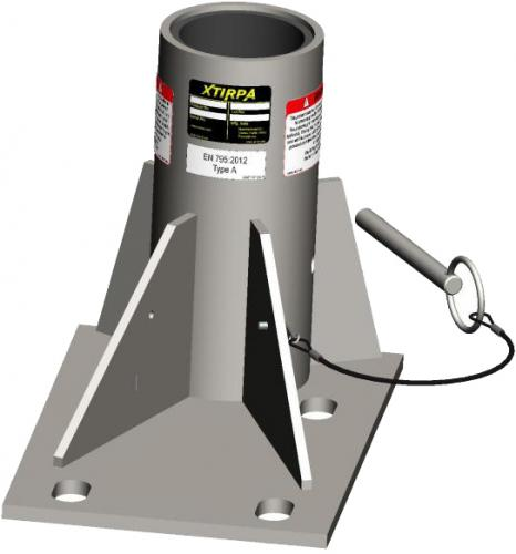 XTirpa Floor Adapter Base