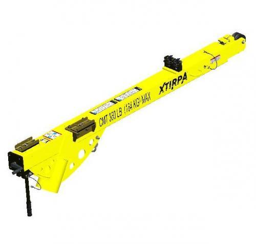 XTirpa™ 2400 - Davit System (no base) EN795B